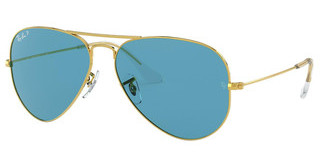 Ray-Ban RB3025 9196S2 POLAR BLUELEGEND GOLD