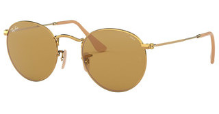 Ray-Ban RB3447 90644I PHOTO BROWNGOLD