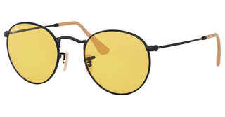 Ray-Ban RB3447 90664A PHOTO YELLOWMATTE BLACK
