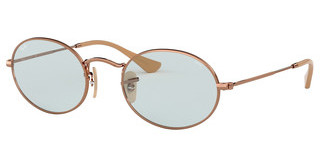 Ray-Ban RB3547N 91310Y EVOLVE LIGHT BLUECOPPER