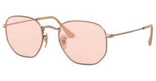 Ray-Ban RB3548N 91310X EVOLVE LIGHT PINKCOPPER