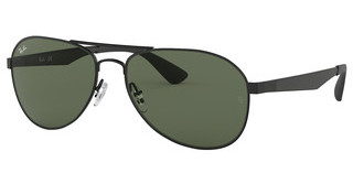 Ray-Ban RB3549 006/71 GREENMATTE BLACK