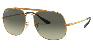Ray-Ban RB3561 197/71 GREY GREENBRONZE