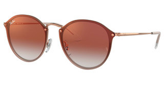 Ray-Ban RB3574N 9035V0 CLEAR GRADIENT RED MIRROR REDCOPPER
