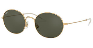 Ray-Ban RB3594 901371 DARK GREENRUBBER GOLD
