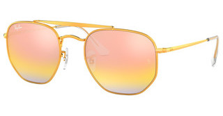 Ray-Ban RB3648 9001I1 GREEN MIRROR GOLDLIGHT BRONZE