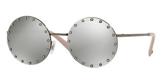 Valentino VA2010B 30056G LIGHT GREY MIRROR SILVERRUTHENIUM