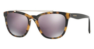 Valentino VA4002 50305R GREY MIRROR PINKTOP HAVANA ON BLACK