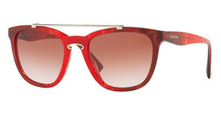 Valentino VA4002 503313 GRADIENT REDMARBLE RED GRADIENT BLACK