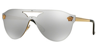 Versace VE2161 10026G LIGHT GREY MIRROR SILVERGOLD