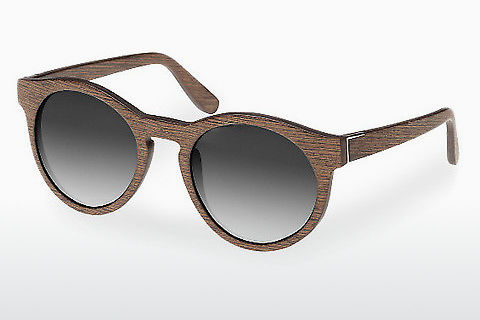 Γυαλιά ηλίου Wood Fellas Au (10756 walnut/grey)