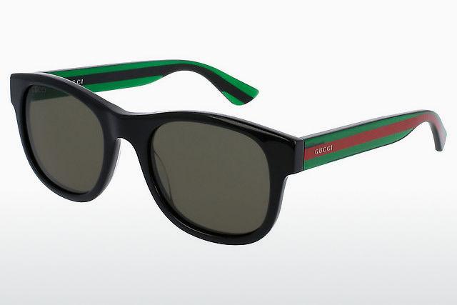 Αγοράστε online οικονομικά γυαλιά ηλίου Gucci 043ddb114e0