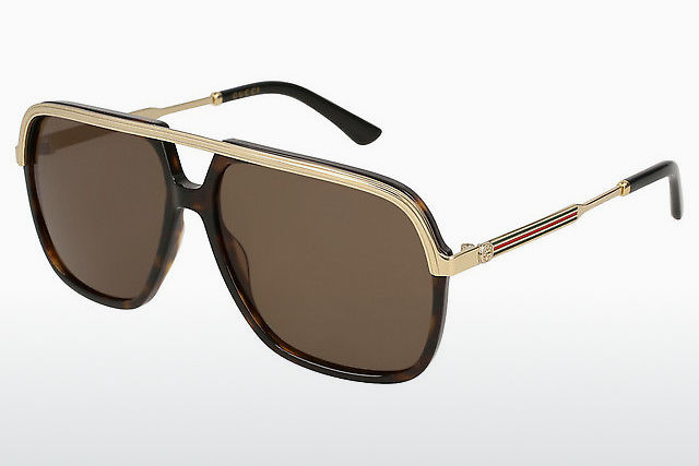 Αγοράστε online οικονομικά γυαλιά ηλίου Gucci 1524857f6e3